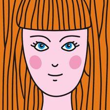 Free Girl Royalty Free Stock Image - 19755836