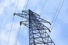 Free Transmission Power Line Royalty Free Stock Images - 19756839