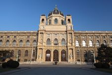Free Natural History Museum, Vienna. Royalty Free Stock Images - 19757359
