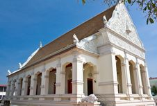 Free Church  Of Thai Temple In North-east Of Thailand Royalty Free Stock Image - 19757446