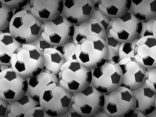 Free Soccer Background Stock Photography - 19757452