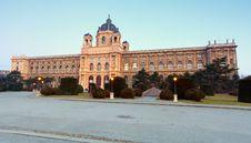 Natural History Museum, Vienna. Stock Image