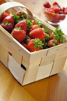 Free Strawberries Royalty Free Stock Photography - 19758207