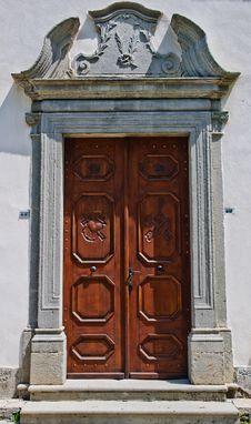 Free Fancy Doorway Royalty Free Stock Images - 19758619