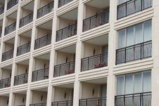Free Apartment Facade Stock Photo - 19759100