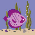 Free Pink Fish Stock Photography - 19761902