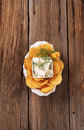 Free Corn Chips And Curd Cheese Stock Photos - 19767553