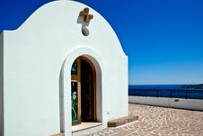 Free Little Church In Rhodes ,Greece Royalty Free Stock Photo - 19760085