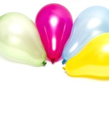 Free Balloons Royalty Free Stock Photography - 19760217