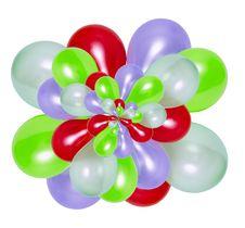 Free Balloons Stock Photography - 19760242