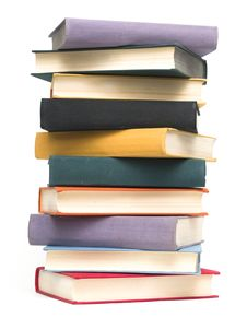 Free Books Royalty Free Stock Image - 19760266