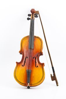 Free Reproduction Violin Royalty Free Stock Photography - 19760637