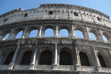 Free Coloseum Royalty Free Stock Photography - 19761077