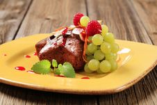 Free Gingerbread Cake Stock Photo - 19762270