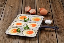 Free Fried Eggs Stock Photo - 19762510