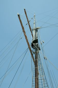 Free Crows Nest Stock Photography - 19763362