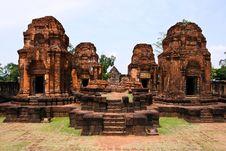 Free Panomrung History Park Stock Images - 19763424