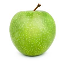 Free Green Apples Isolated Stock Image - 19764281