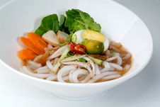 Free Asam Laksa Royalty Free Stock Photo - 19764545