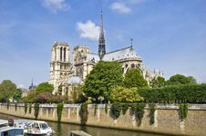 Free Notre Dame De Paris Stock Photo - 19764580
