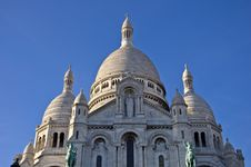 Free Sacre Coeur Royalty Free Stock Photo - 19764595