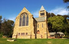 Free Beautiful All Saints Church Of Pasadena Royalty Free Stock Image - 19764636