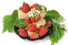 Free Strawberry. Stock Photos - 19765383