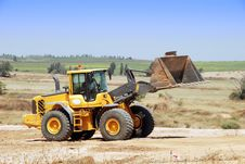 Free Bulldozer Stock Photos - 19766833