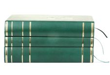 Free Three Blank Books Stock Photos - 19767343