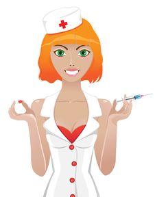 Free Nurse Stock Image - 19767711