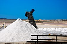 Free Salt Flats Stock Images - 19767734
