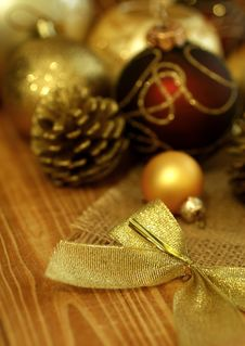 Free Christmas Composition Stock Photos - 19768133