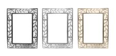 Free Set Of Frames For Photos Royalty Free Stock Photography - 19768217