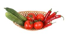Free Fresh Vegetables Stock Photography - 19768672