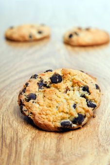 Free Tasty Cookies Royalty Free Stock Photography - 19769457