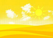 Free Summer Landscape Stock Image - 19769601