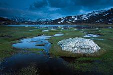 Free Lac De Nino, Corsica Stock Image - 19769941