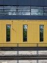 Free Yellow Wall Stock Image - 19771621