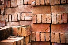 Free Brick Wall Grungy Stock Photos - 19770173