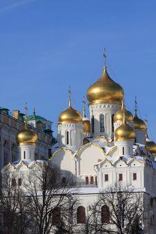 Free Moscow Kremlin Stock Photo - 19770310