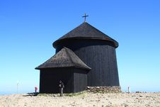 Free Wooden Church Stock Photography - 19770432