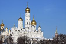 Free Moscow Kremlin Stock Photography - 19770542