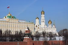 Free Moscow Kremlin Royalty Free Stock Images - 19770669