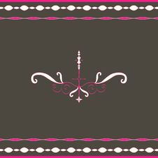 Free Ornamental Design Royalty Free Stock Photography - 19771257