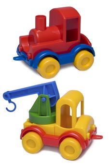 Free Toy Machine Royalty Free Stock Image - 19771616