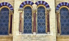 Free Church Windows Royalty Free Stock Photo - 19771665