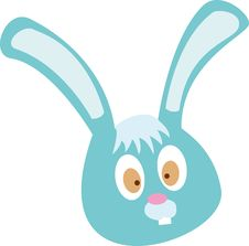 Free Vector Rabbit Stock Images - 19772444