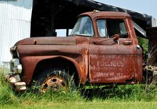Free Truck Royalty Free Stock Photos - 19773058