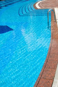 Swimming Pool Abstract Stock Photos