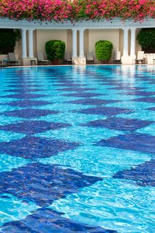 Free Outdoor Swimming Pool Stock Image - 19773411